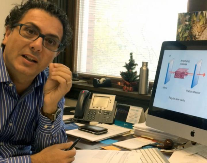 Prestigiosa ricerca firmata da un fisico calabreseIl laser di seconda generazione dagli utilizzi preziosi