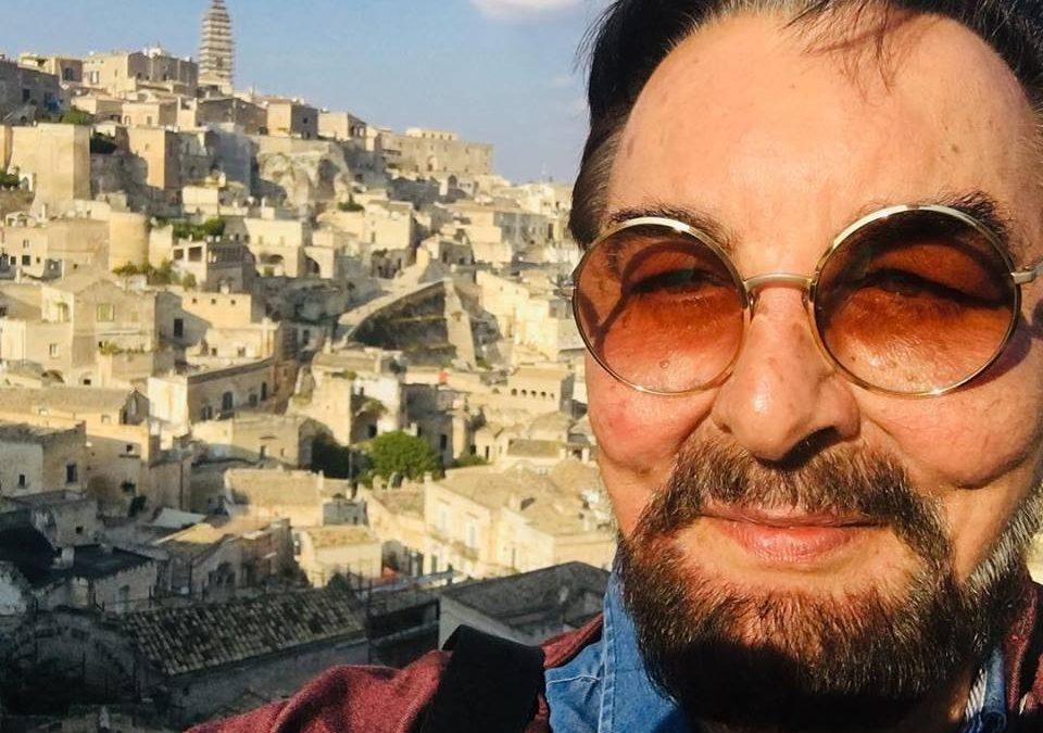 Cinema, Kabir Bedi nella delegazione indiana che ha portato Bollywood a Matera, Ruoti e Picerno