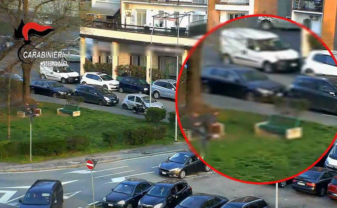 VIDEO – Blitz contro i clan Papalia-Barbaro in Lombardia  Le immagini della distribuzione della droga
