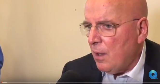 VIDEO - Rossi e Oliverio a sostegno di Mimmo LucanoLe interviste ai protagonisti dell'incontro in Regione