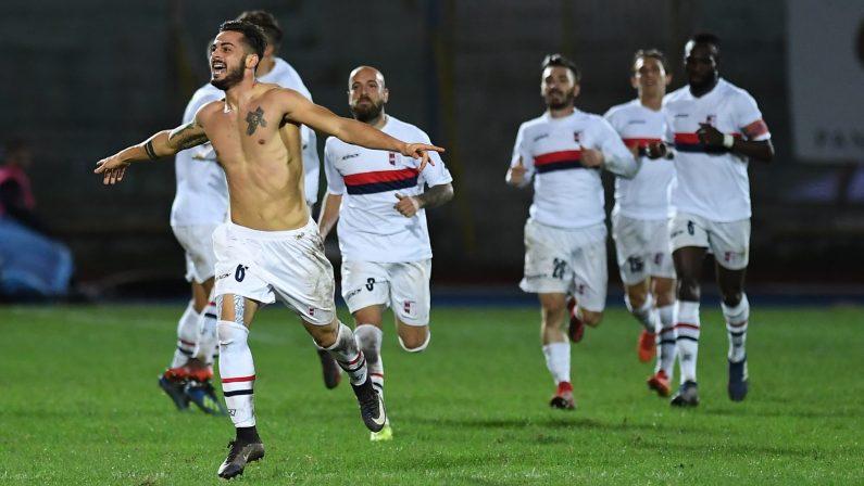 Serie C. Il Tribunale Federale sanziona 11 club, c'è anche il RendeBiancorossi restano terzi. Continua a stupire la Vibonese