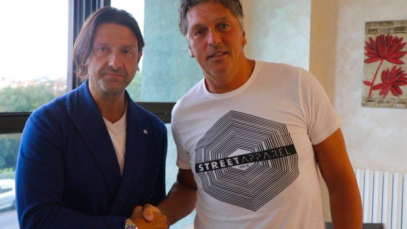 Potenza Calcio, esonerato l'allenatore Nicola Ragno