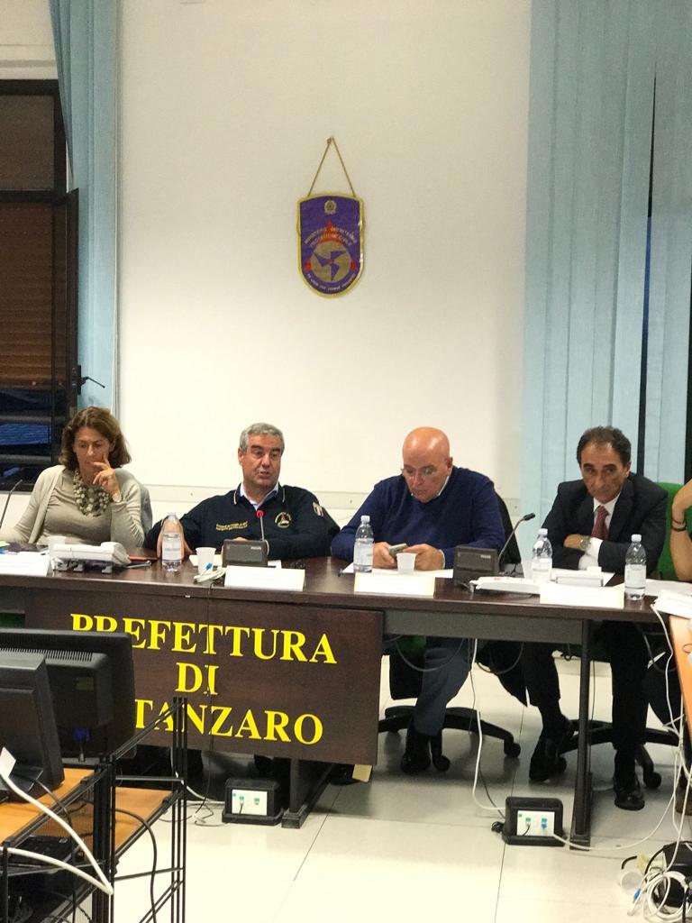 VIDEO - Maltempo in Calabria: capo Protezione civile, «nessuno spazio a polemiche»