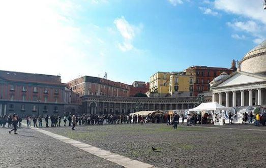 In 5mila a Napoli per cercare un donatore di midollo osseo per Alex