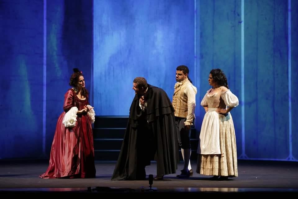 """Successo al Cilea di Reggio per il """"Don Giovanni"""" di Mozart  La soddisfazione dei registi e del direttore artistico"""