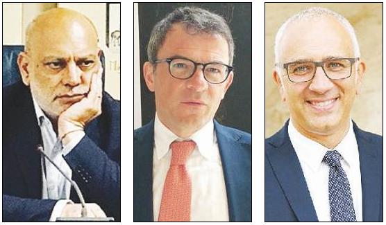 La truffa dei curriculum in Regione, indagati 3 direttori generali