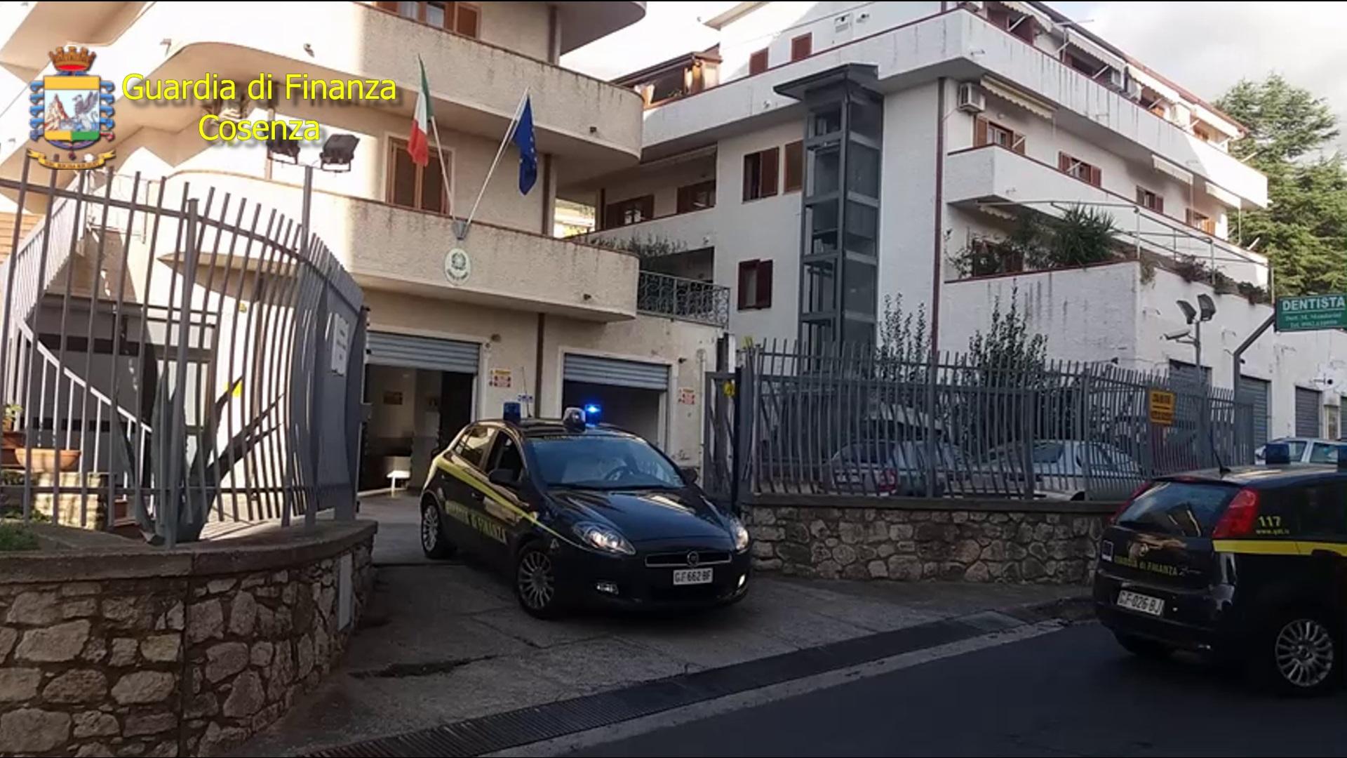 Operazione Merlino nel Cosentino, 20 indagati 14 arrestiTra loro sindaco, vicesindaco e assessore di Fuscaldo