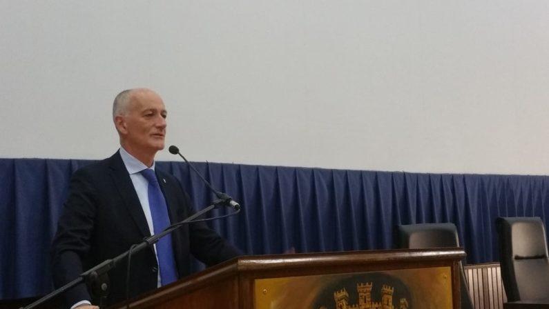 Gabrielli: «La Questura di Vibo Valentia sarà potenziata»Una palazzina alla Scuola di Polizia ad Antonio Montinaro