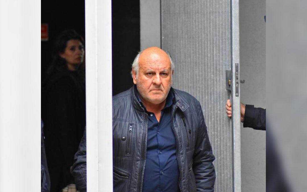 Processo Aemilia, Giuseppe Iaquinta portato in carcere  Il padre del campione Vincenzo condannato a 19 anni
