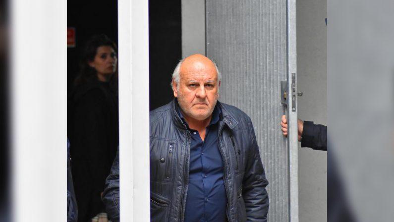 Processo Aemilia, Giuseppe Iaquinta portato in carcereIl padre del campione Vincenzo condannato a 19 anni