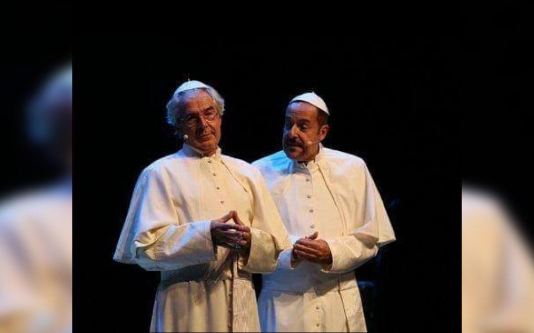Al Politeama lo show di Massimo Lopez e Tullio Solenghi  Apprezzamenti e applausi da parte del pubblico presente
