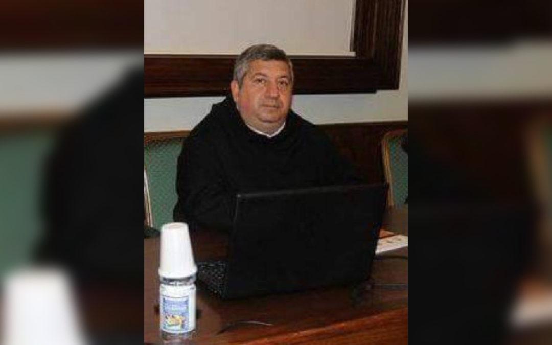 È morto a Pizzo a soli 58 anni padre Rocco Benvenuto  Già rettore del santuario di Paola e correttore provinciale dei minimi
