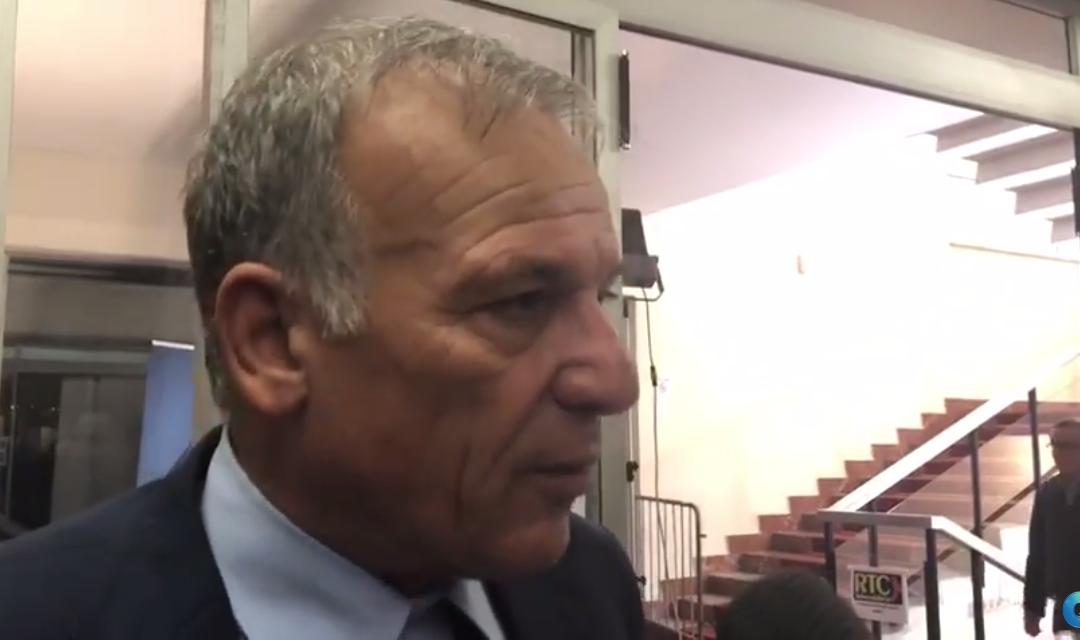 VIDEO – Elezioni provinciali a Catanzaro, Tallini: «Qualcuno della maggioranza ha votato centrosinistra»