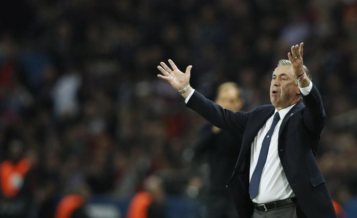 Napoli calcio, l'elogio di De Laurentiis ad Ancelotti: allenatore da Oscar
