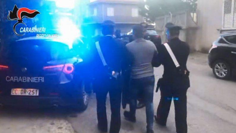 'Ndrangheta, arrestato un latitante a San Luca L'uomo avrebbe gestito un imponente traffico di droga