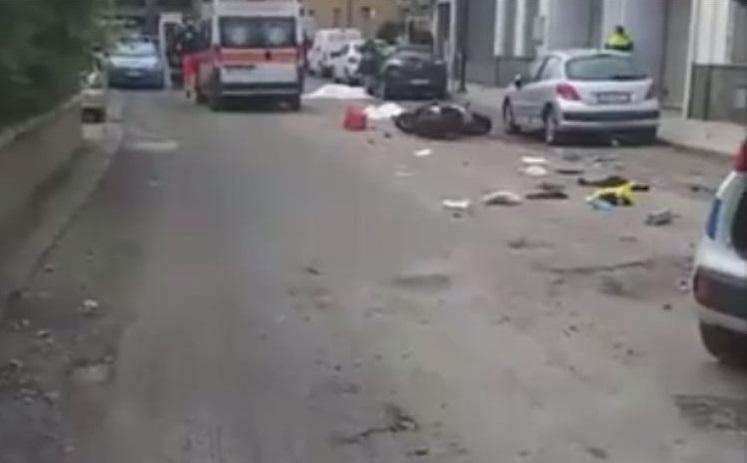 Incidente stradale a Reggio Calabria: due mortiLe vittime hanno perso il controllo del ciclomotore