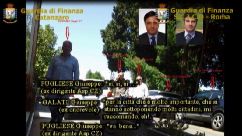 VIDEO - 'Ndrangheta e politica, le intercettazioni shock per gestire gli affari nella sanità