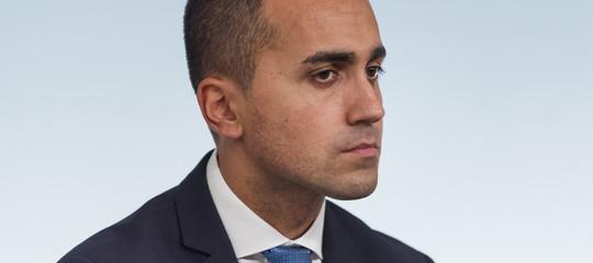 Elezioni regionali, Di Maio detta la linea: «Siamo aperti alle forze civiche»