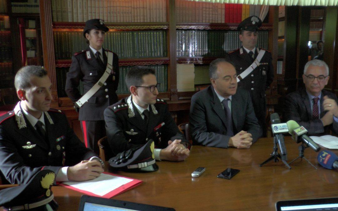 Omicidio Francesco Rosso, arrestate due persone  Si ritiene siano i presunti mandanti dell'assassinio
