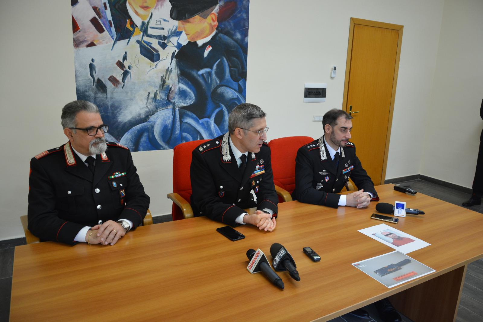 Omicidio Carruccio a Cirò Marina, fermato un uomoIl killer ha ucciso per gelosia per una ex fidanzata