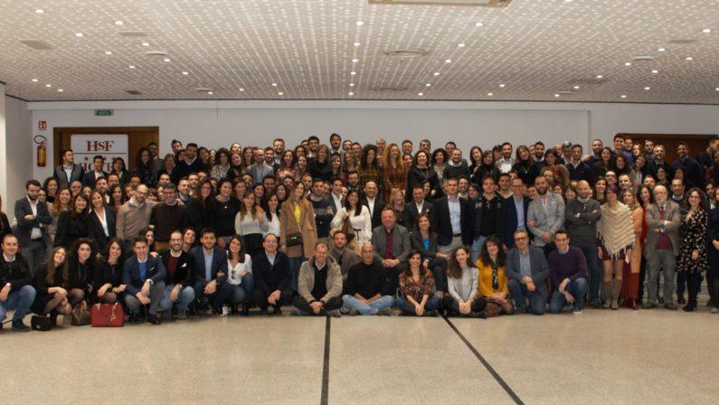 Unical, nasce l'associazione degli ex studenti di Ingegneria Gestionale: in 170 hanno partecipato al primo incontro