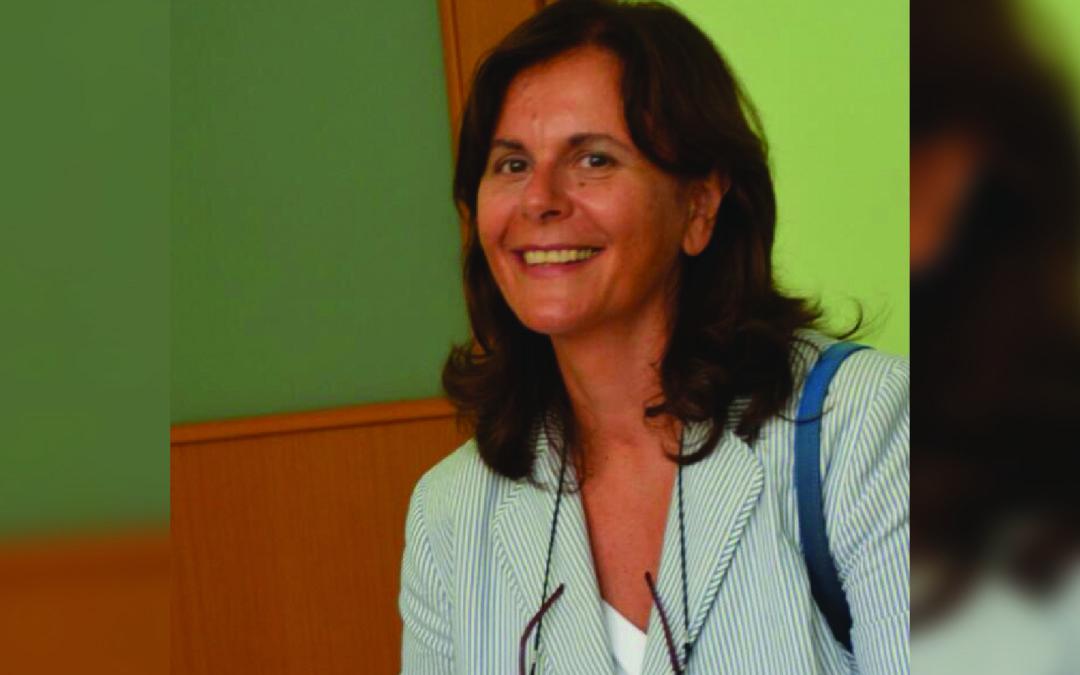 La dirigente scolastica Maria Pia D'Andrea