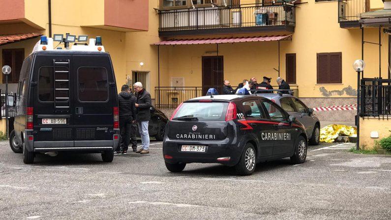 Donna uccisa nel Cosentino, fermato il compagnoLa vittima lanciata dal balcone dopo una lite