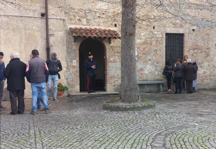 Ritrovato cadavere nel convento di San Domenico Accertamenti sulla morte di un uomo nel Vibonese