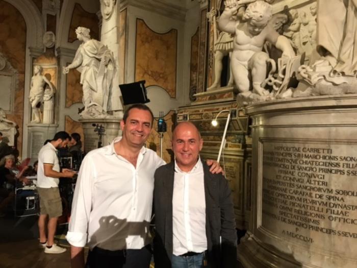 ll regista FerzanOzpetek cittadino onorario di Napoli