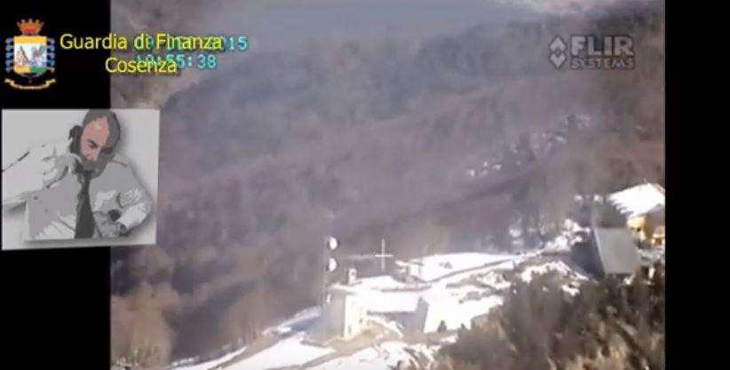 VIDEO – Operazioni Lande desolate, le intercettazioni e le riprese della guardia di finanza