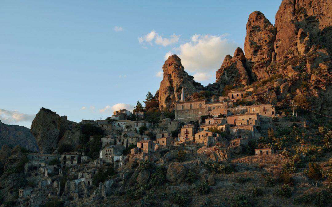 Il borgo di Pentadattilo