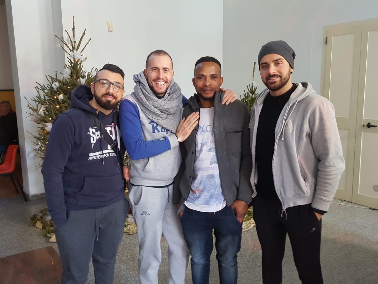 Migrante sventa una rapina a Torino, ora è a Cosenza  Proprio dalla Calabria iniziò il suo viaggio per l'Italia