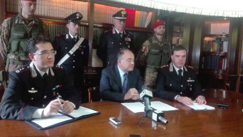 """Omicidio avvocato Pagliuso, in carcere i mandanti  Nuove ordinanze per l'operazione """"Reventinum"""""""