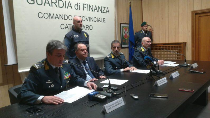 Operazione Ossessione nel Vibonese, 25 fermiAffari nel carcotraffico del clan Mancuso: i rapporti