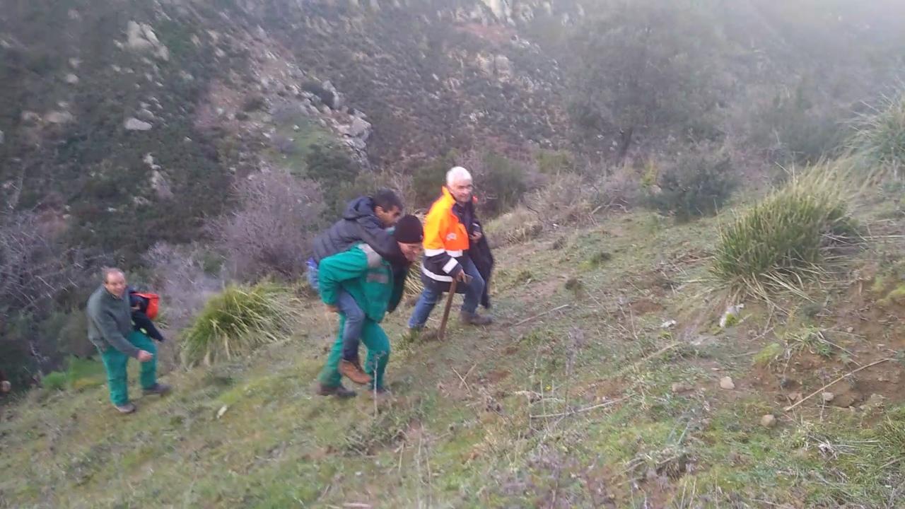 Ritrovato e salvato l'uomo scomparso nel RegginoSi trovava in una zona impervia dell'Aspromonte