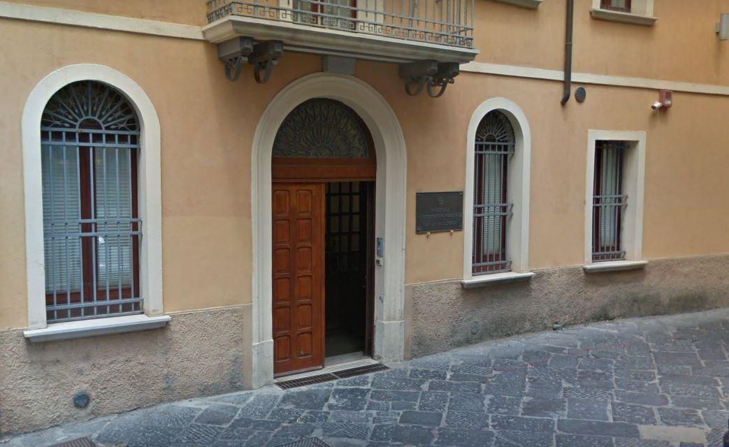 La sede del Tar della Regione Basilicata