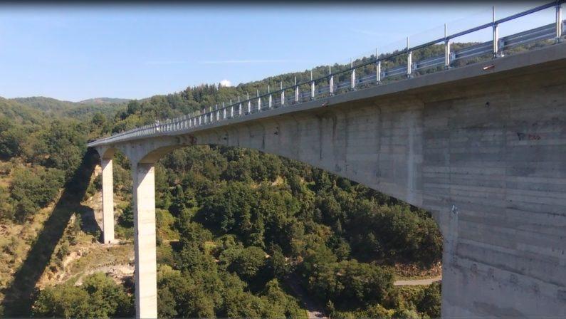 Viadotto Cannavino, sindaci sulpiede di guerra: «Anas non rispetta gli impegni e il cronoprogramma»