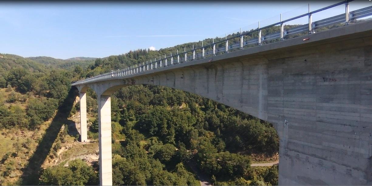 Viadotto Cannavino, prendono il via il lavoriPrevisto un intervento da 3,6 milioni di euro