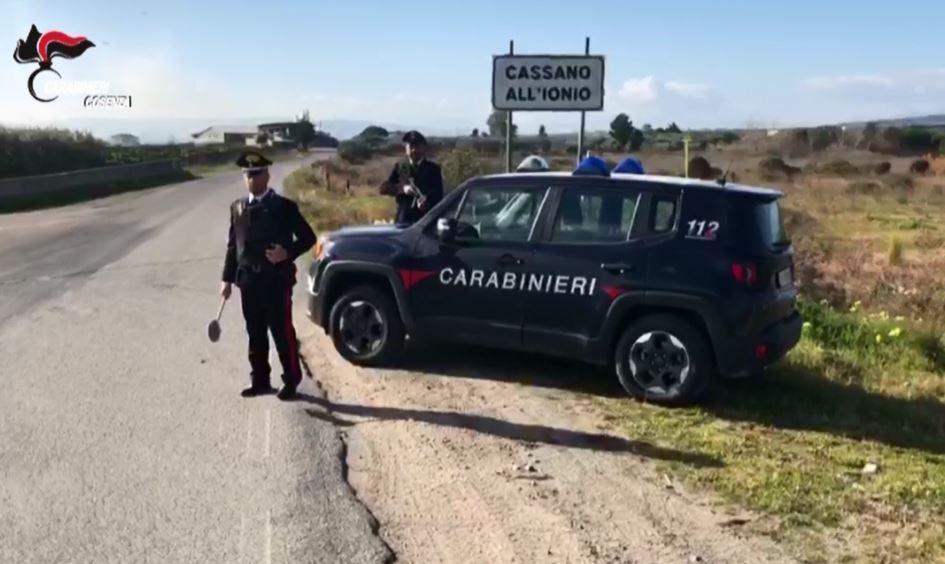"""VIDEO – Operazione """"Last Minute"""" contro la 'ndrangheta del Cosentino per spaccio di droga ed estorsioni"""