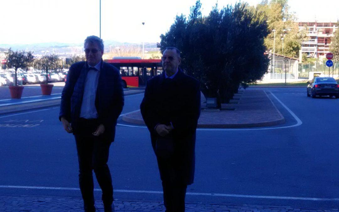 VIDEO – Intervista al nuovo commissario della sanità in Calabria, Cotticelli: «Sarà una gestione della legalità»