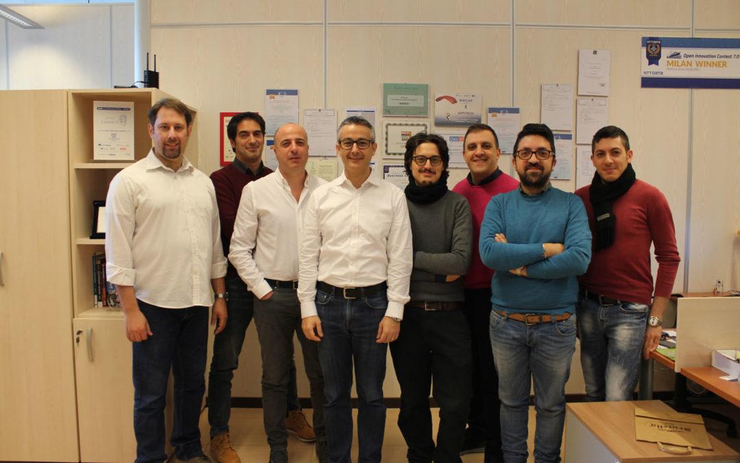 Il team di Gipstech