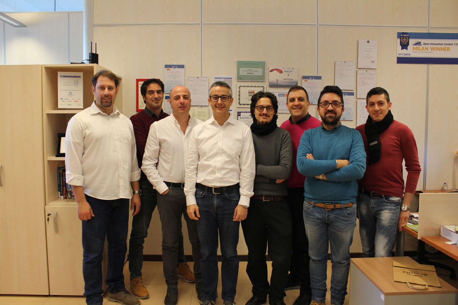 Startup calabresi, Gipstech conquista HereAccordo con la compagnia di navigazione satellitare