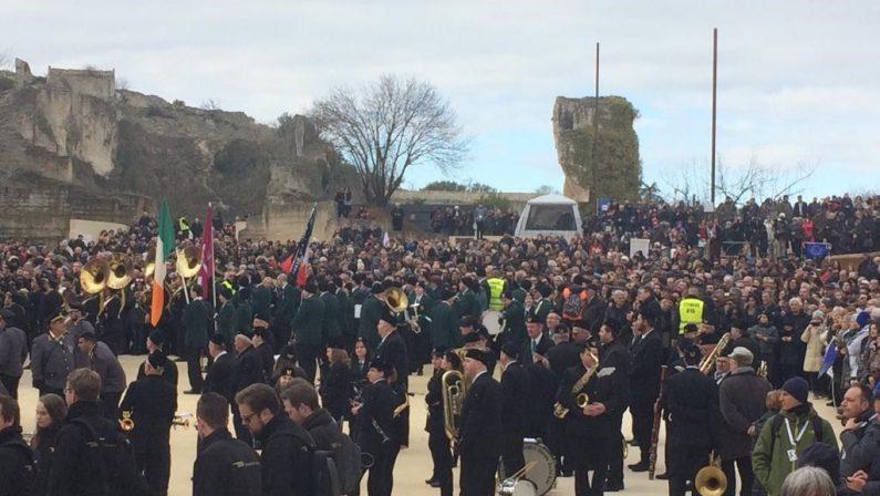 FOTO – Matera 2019, il grande giorno dell'inaugurazione