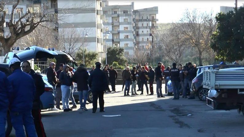 Criminalità, controlli nei quartieri a sud di Catanzaro  Operazione interforze nelle zone più a rischio