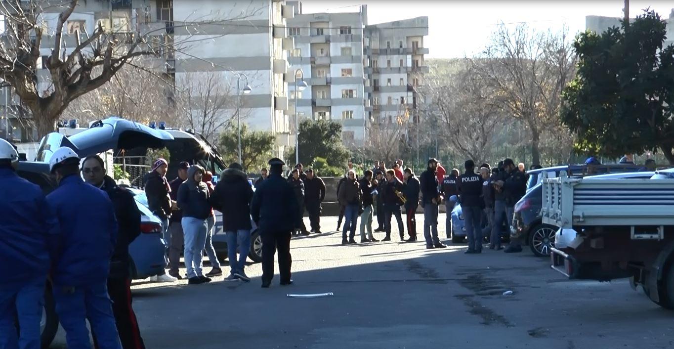 VIDEO - Criminalità, operazione interforze nei quartieri a sud di Catanzaro