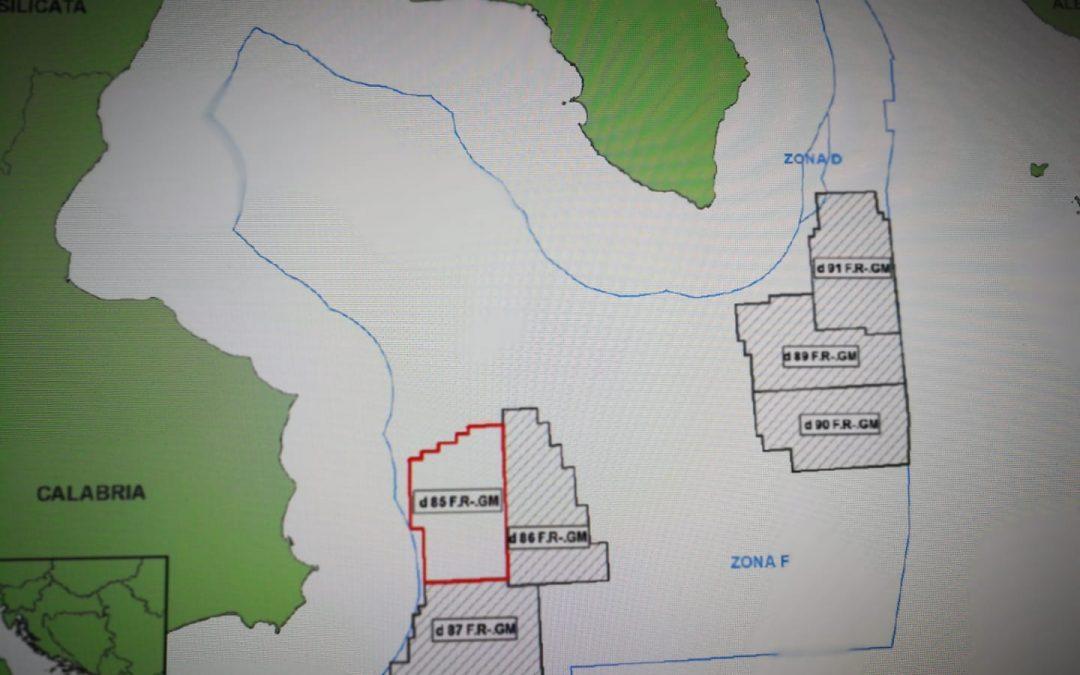 Petrolio, il ministero autorizza la compagnia Global Med a cercare idrocarburi nello Jonio