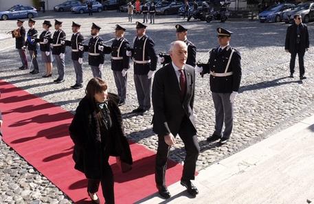 Il prefetto Gabrielli a Cosenza per i 100 anni della Questura«Imperativo è riaffermare la legalità nel territorio calabrese»