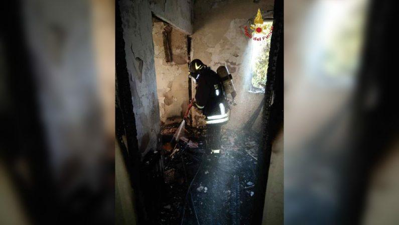 Incendio doloso in una casa di riposo a Reggio CalabriaIntossicati 12 anziani. Arrestato responsabile del rogo
