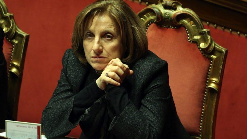 Falso, distrazione di risorse, peculato e altroChiesto il processo per Maria Carmela Lanzetta
