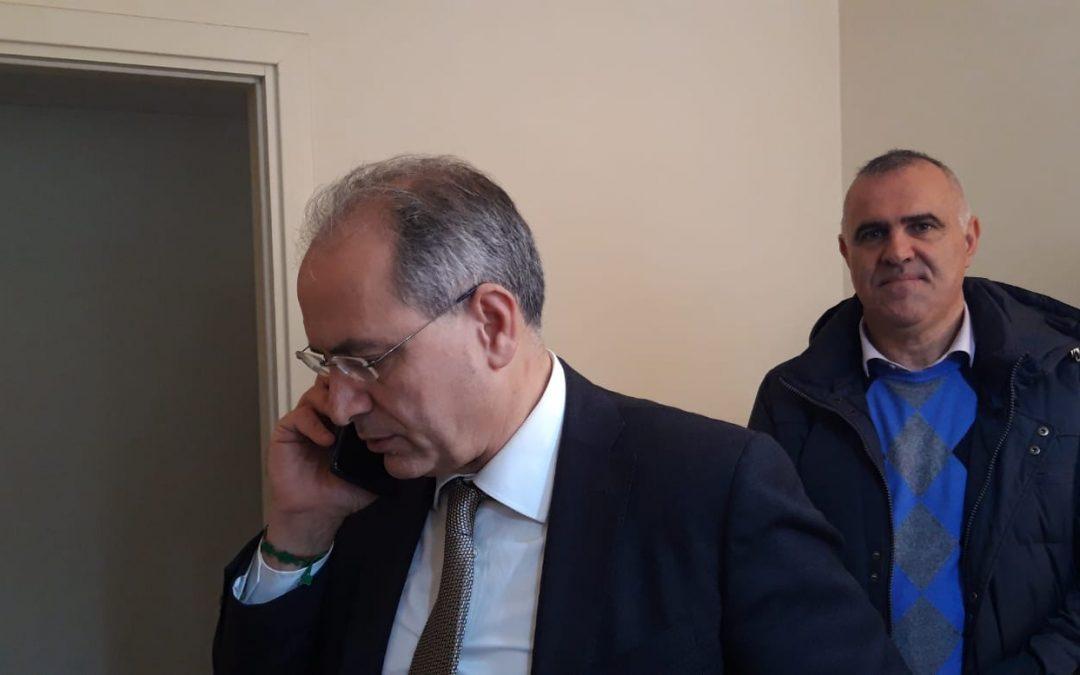 Lamezia Terme, Palasport concesso per la Final Eight  Il pm chiede il proscioglimento per il sindaco Mascaro